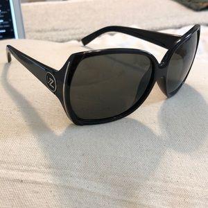 Black Von Zipper Sunglasses - Great Condition